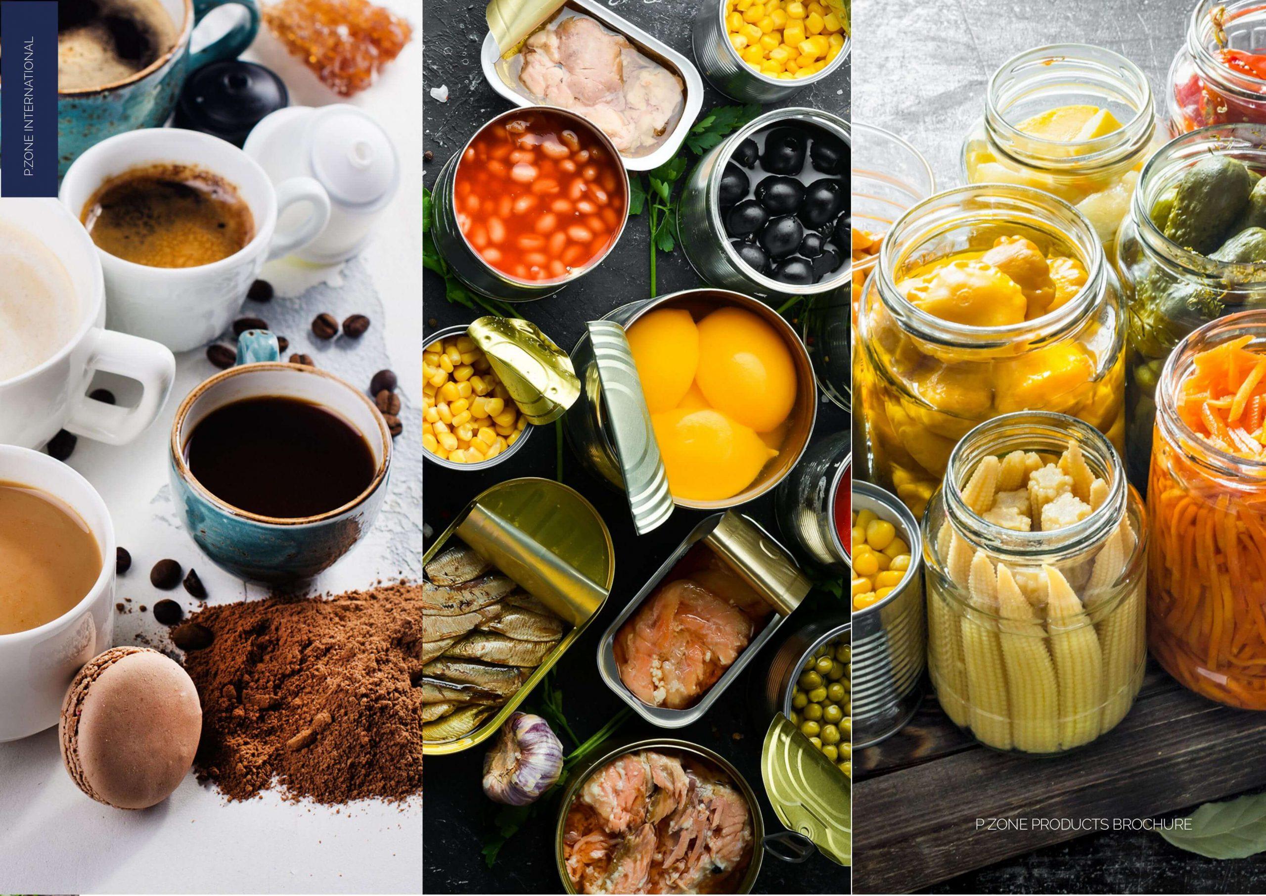 شركات تصدير منتجات غذائية